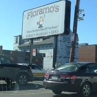Photo taken at Floramo's Restaurant by Kaylan R. on 4/6/2013