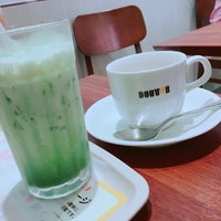 Photo taken at Doutor Coffee Shop by みお ち. on 9/17/2017