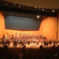 Photo taken at Auditorio y Palacio de Congresos Víctor Villegas by Juan R. on 2/15/2013