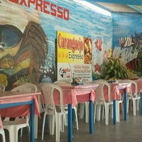 Photo taken at Caranguejo Expresso by LeonardoRocha L. on 3/1/2013