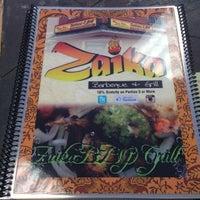 Photo taken at Zaika Barbeque & Grill by zaika b. on 8/6/2014