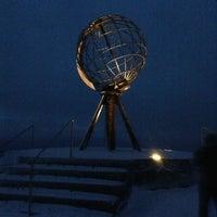 Photo taken at Nordkappmuseet by Nastya U. on 1/11/2013