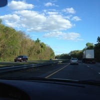 Photo taken at Florida Turnpike South by Jessica W. on 3/2/2014