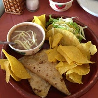 Photo taken at El Mariachi by Peter H. on 5/7/2013