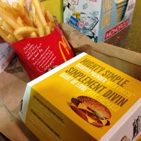 Photo taken at McDonald's by Ellie P. on 10/26/2013