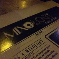 Photo taken at Mixology Fusion Bar by Lupita P. on 3/2/2014
