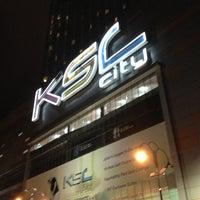 Photo taken at KSL City Mall by Ronny L. on 1/19/2013