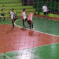Photo taken at Ginásio Poliesportivo Francisco Limonti by Daniell M. on 1/31/2013