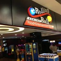 2/10/2013 tarihinde Cahit Ö.ziyaretçi tarafından RollingBall Bowling'de çekilen fotoğraf