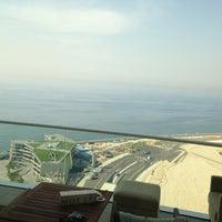 Photo taken at Four Seasons Hotel Beirut by İbrahim B. on 5/4/2013