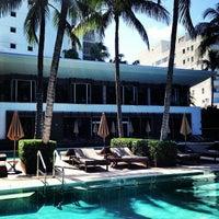 Photo taken at The Setai Miami Beach by Mike D. on 6/18/2013