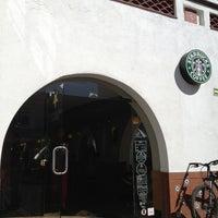 Photo taken at Starbucks by Adriano V. on 1/14/2013