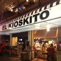 Foto tirada no(a) El Kioskito por Adriano V. em 1/23/2013