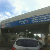 Photo taken at Banco General by Gaspar L. on 8/2/2013