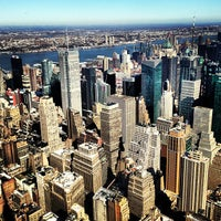 3/9/2013にKeya Z.がEmpire State Building 86th Floor Observation Deckで撮った写真