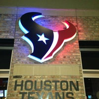 Photo taken at Houston Texans Grille by Rula K. on 4/14/2013