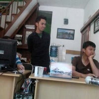 Photo taken at Head office by Abi E. on 7/12/2013
