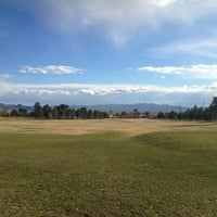 Photo taken at Boulder City Municipal Golf Course by Thomas D. on 2/10/2013