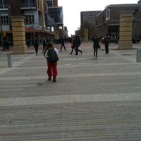 Photo taken at East Campus Mall by Ann Marie S. on 11/5/2012