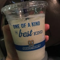 Photo taken at Auntie Anne's by Becky C. on 9/25/2016