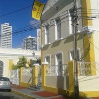 2/4/2013にJosé N.がUNINASSAU - Centro Universitário Maurício de Nassauで撮った写真