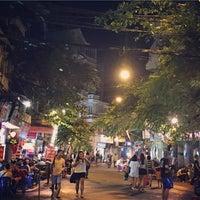 Foto tomada en Phố Mã Mây por Argel T. el 11/6/2015