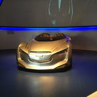 Photo taken at Test Track Presented by Chevrolet by Ale Q. on 7/13/2013