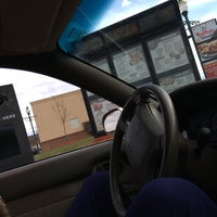 Photo taken at Bojangles' Famous Chicken 'n Biscuits by Brianna S. on 3/17/2018