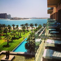 Photo prise au Rixos The Palm Dubai par Bakytzhan Z. le6/1/2013