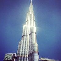 Photo taken at Burj Khalifa by Bakytzhan Z. on 6/1/2013