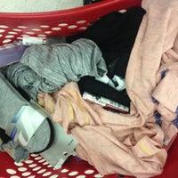 Photo taken at Target by Pereta R. on 2/22/2013