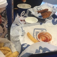 Photo taken at Culver's by Dave S. on 7/16/2016