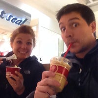 Photo taken at Cold Stone Creamery by Dave S. on 12/1/2013