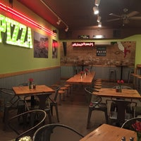 Photo taken at Vitta Pizza by Dave S. on 11/10/2016