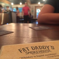 Photo taken at Fat Daddy's Smokehouse by Dave S. on 1/13/2017