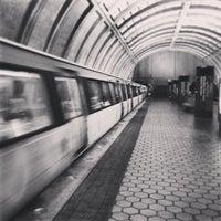 Photo taken at Dupont Circle Metro Station by Jeff G. on 5/17/2013