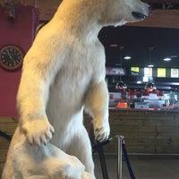 Photo taken at Polar Bar by Konstantin Z. on 2/7/2017