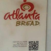 Photo taken at Atlanta Bread Company by ilivlyfe on 1/31/2013