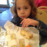 Photo taken at Which Wich? Superior Sandwiches by Johnny T. on 4/24/2013