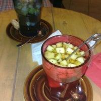 Снимок сделан в Кофе на кухне пользователем Alexey G. 2/1/2013