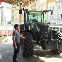 Photo taken at 20.Söke Tarım Sanayi Ticaret ve Sergi Fuarı by Ramazan D. on 9/10/2015