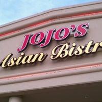 "Photo taken at Jo Jo's Asian Bistro by James ""Jim"" F. on 4/25/2014"