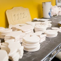 Photo taken at Silica Ceramic Studio by Silica Ceramic Studio on 10/4/2017