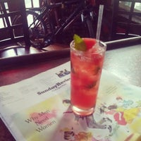Photo taken at Lucky's Bar by Narisha J. on 7/22/2013