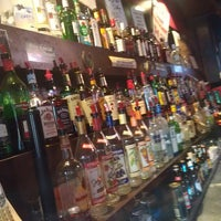 Photo taken at Lucky's Bar by Narisha J. on 3/27/2013