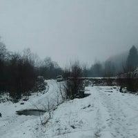Photo taken at Корчин by Wolf T. on 1/10/2016