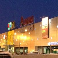 Снимок сделан в МЕГА Екатеринбург пользователем Alexandr F. 1/22/2013