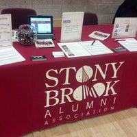 Photo taken at Student Activities Center by @stonybrookalum on 10/12/2012