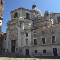 Photo taken at Chiesa dei S. Geremia e Lucia by Tatiana M. on 9/1/2016
