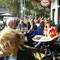 Photo taken at Café Fonteyn by Sofie En Marc S. on 8/15/2014